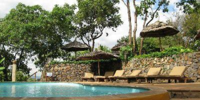 Kigongoni Lodge Pool