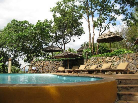 Kigongoni Lodge Pool