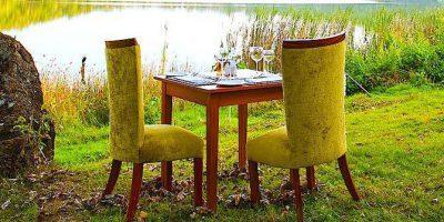 Lake Duluti Lodge Romantic Dinner