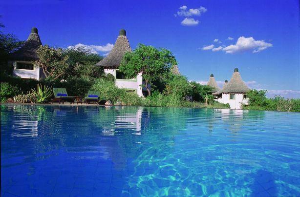 Lake Manyara Serena Lodge Exterior2