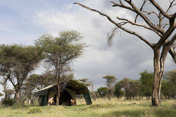 Ndutu Under Canvas Safari Camp 2