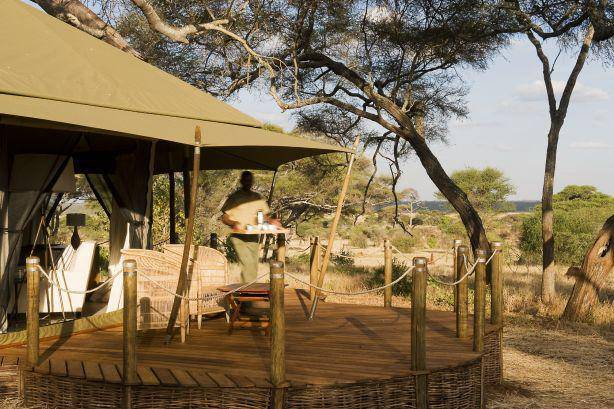 Swala Tent