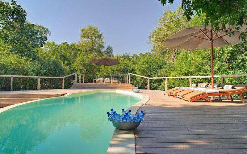 Lake Manyara Tree Lodge Sparkling Pool