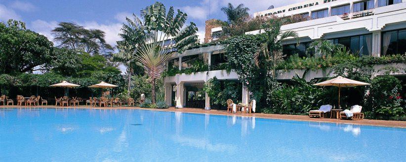 Nairobi Serena Hotel 1936