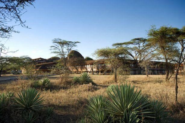 Seronera Wildlife Lodge Exteriorview