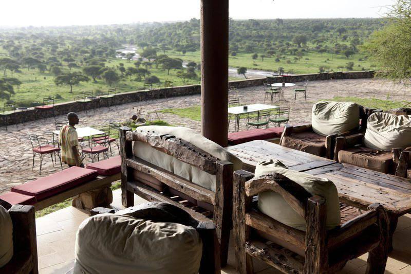 Tarangire Safari Lodge Out